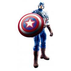 Captain America Asli