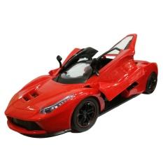 Car RC Racing Buka 3 Pintu Model Perrari (Ukuran Kecilnya X-Street)