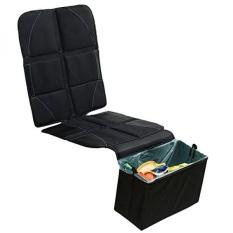 Mobil Kursi Pelindung dengan Dibangun Di-Dalam Tempat Sampah Babyseater-Carseat Sarung Sempurna untuk Peliharaan, Bayi & Balita Anak-anak. Keranjang Sampah untuk Menjaga Kebersihan Mobil & Organizer Hadiah untuk Natal-Internasional