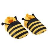 Jual Kartun Yellow Bee Pola Sepatu Bayi Elastis Band Pertama Walker Sepatu Intl Termurah