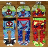 Harga Catton Rich Gerber Paket 3In1 Legging Bayi Tutup Kaki Boys Legging Untuk Bayi Terbaik