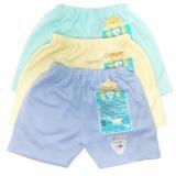 Review Celana Bayi Libby 3 Pcs Celana Pendek Polos S M L Terbaru