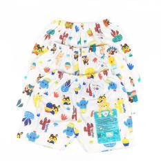 Promo Celana Bayi Libby 3Pcs Celana Pendek Motif S M L