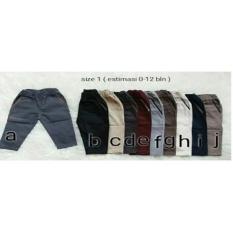 Harga Celana Chino Anak Size 1 Baru