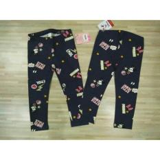 Celana Legging Anak Branded Original Disney Jumping Beans Minnie
