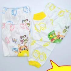 Harga Celana Panjang Bayi Celana Buka Kaki Anak Baby Belva 3 In1 3Pcs Lokal Brand Asli