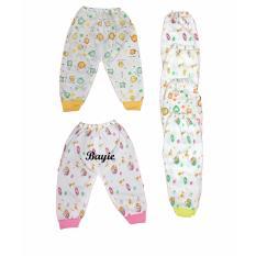 Jual Beli Online Bayie Celana Panjang Bayi Melody Isi 12 Pcs Umur 3 12 Bulan Celana Santai Celana Rumah Anak Laki Laki Anak Perempuan