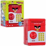 Review Celengan Brankas Angry Bird Mainan Anak Laki Laki Mainan Anak