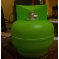 Celengan Plastik Bentuk Tabung Gas