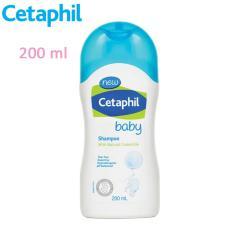 Jual Beli Online Cetaphil Baby Shampoo 200 Ml Sampo Bayi