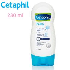 Ulasan Tentang Cetaphil Baby Ultra Moisturising Bath And Wash 230 Ml