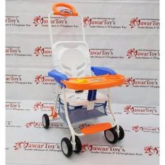 Toko Chair Stroller Family Fc 8288 Orange Original Jawa Barat