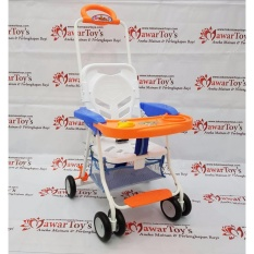 Harga Chair Stroller Family Fc 8288 Orange Original Dan Spesifikasinya