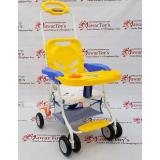Jual Chair Stroller Family Fc 8288 Yellow Original Branded