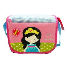 Promo Char Coll Tas Selempang Anak Perempuan Kids Messenger Bag Princess Amelia Murah