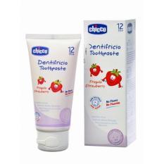 Chicco Baby Toothpaste/ Pasta Gigi Bayi Strawberry 50ml