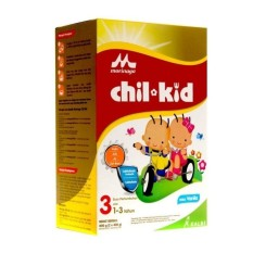 Harga Chil Kid Reguler Vanilla 800Gr Murah