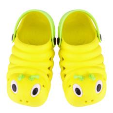 Toko Anak Kartun Caterpillar Gaya Sandal Kuning Yang Bisa Kredit