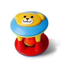 Children Cute Grasp Handbell Musical Developmental Ball Bed Bell Kids Baby Toy Rattle - intl