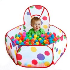 Anak-Anak Lucu Lucu Ocean Ball Pit Pool Game Mainkan Tenda Hadiah-Intl By Maggie Han.