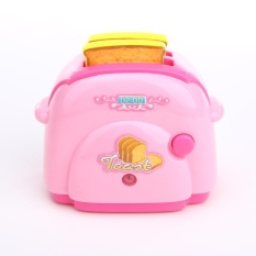 Simulasi Anak Play House Toy Mini Toaster-Intl