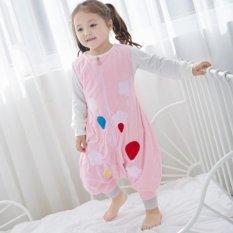 Promo Anak Anak Tas Tidur Bayi Kapas Anti Kick Quilt Musim Gugur Musim Dingin Bayi Sleeping Bag L Intl Oem Terbaru