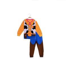 Beli Chloe S Clozette Piyama Anak Woody Toy Story Pj 29 Chloe S Clozette Dengan Harga Terjangkau
