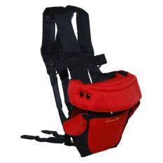 Kualitas Chuan Que Modernize Baby Carrier With Box Gendongan Bayi Merah Chuan Que