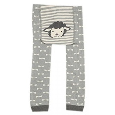 Chung Bayi Balita Anak Laki-laki Perempuan Bahan Katun Tanpa Kaki Pergelangan Kaki Celana Panjang Lembut Elastis 6M-4Y-Internasional
