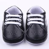 Diskon Classic Baby Soccer Sepatu Bayi Sepatu Anti Skid Berjalan Sepatu 0013 Hitam Internasional