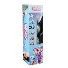 Clearance Harga Sunweb Novelty Kids Membongkar Bola Telur Jari Monyet Animal Doll Toy Pesta Ulang Tahun (Biru)-Intl