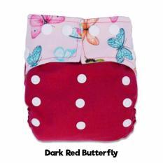 Jual Clodi Murah Ztwo Butterfly Popok Kain Bayi Bisa Dicuci Ulang By Rumah Popok Sakti Murah