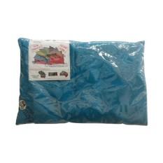 Clodistore Olus Pillow/bantal kesehatan bayi/bantal anti peyang/bantal kulit kacang - Blue
