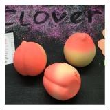 Diskon Produk Clover Lynn Peach Squishy Pink