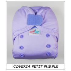 Review Pada Cluebebe Clodi Coveria Petite Polos Purple