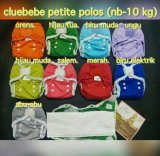 Harga Cluebebe Petite Polos Hijau Tua Lengkap