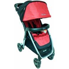 Katalog Cocolatte Cl 455 Emi Stroller Bayi Merah Terbaru