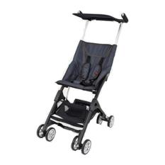 Cocolatte Pockit Stroller CL688 Super Ringan Dan Paling Praktis Termurah Hanya Di Lazada - Black