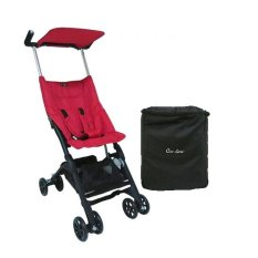 Beli Cocolatte Stroller Cl 688 Pockit With Bag Kereta Dorong Bayi Merah Online Dki Jakarta