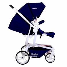 Spesifikasi Cocolatte Stroller Quintas Cl N121 Kereta Dorong Bayi Biru Dan Harga