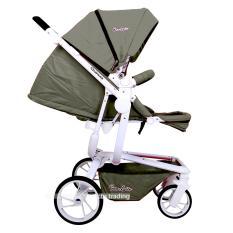 Review Pada Cocolatte Stroller Quintas Cl N121 Kereta Dorong Bayi Khaki