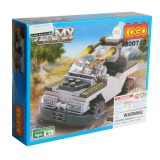 Spesifikasi Cogo Army Action 3 In 1 3007 3