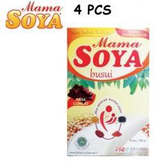 Cuci Gudang Mama Soya Rasa Coklat 200 Gr 4 Buah