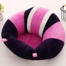 Colorful Dukungan Bayi Kursi Belajar Duduk Soft Chair Cushion Sofa Plush Bantal Mainan-Intl