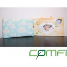 Spesifikasi Comfi Kids Breathing Pillow Blue Bantal Tidur Anak Merk Comfi