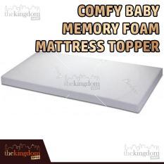 Comfy Baby Memory Foam Mattress Topper Matras Kasur Tidur Bayi Anak