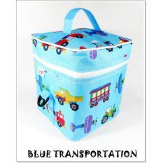 Situs Review Cooler Bag Ztwo Blue Transport Tas Penyimpan Asip Atau Minuman Dingin