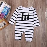 Cara Beli Cotton Newborn Baby G*rl Boy Bodysuit Romper Jumpsuit Pakaian