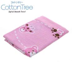 Harga Cotton Tree Handuk Jepang Animal Pink Cotton Tree Original