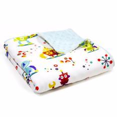 Promo Toko Cottonseeds Blanket Little Robots